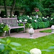Tipps Zur Gartengestaltung - tipps zur formalen gartengestaltung wiederholung elemente
