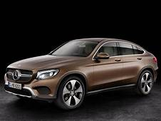 2017 Mercedes Benz GLC Coupe Putting The Sport In SUV