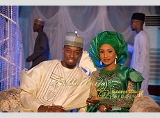 BellaNaija Weddings presents Aisha & Mustapha's Regal