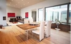 wohnzimmer küche esszimmer moderne m 246 bel inneneinrichtung k 252 che wohnzimmer