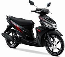 Modifikasi Motor Mio Z by Modifikasi Mio Z Hitam Modifikasi Motor Kawasaki Honda