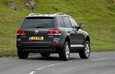 Volkswagen Touareg 2003 Car Review Honest