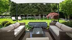Stadthaus Garten Mit Loungebereich Und Terrasen 220 Berdachung