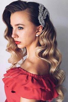 18 christmas party hairstyles for wavy hair my stylish zoo