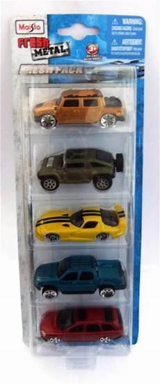 maisto fresh metal fresh of 5 s diecast cars ebay