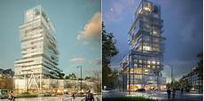 top office st malo luminous transparent mixed use tower will the