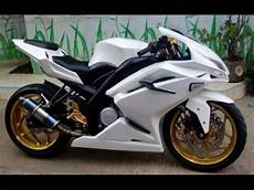 Motor Modifikasi Keren by Modifikasi Motor Yamaha Vixion Fairing Keren