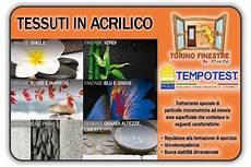fabbrica tende da sole torino catalogo tessuti tempotest in acrilico tende da sole torino