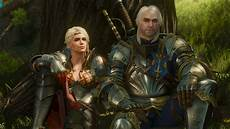 Ciri The Witcher - ciri and geralt at the witcher 3 nexus mods and community