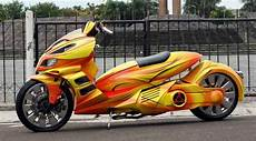 Honda Beat Modifikasi Simple by Simple Modifikasi Honda Beat Lowrider Simple Acre