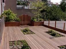 terrassengestaltung mit holz terrassenbel 228 ge aus holz gesundes haus