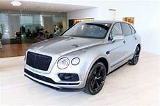bentley bentayga edition 2018 bentley bentayga w12 black edition stock 8n018899