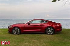2016 ford mustang ecoboost premium review right foot down