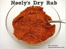 simple dry spice barbecue rub_image