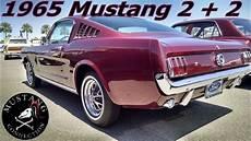 50 000 1965 mustang fastback 2 2 auctions america santa