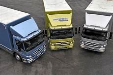 test drive mercedes atego autoscout24 trucks italia