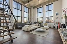industrial loft apartment in industrial chic williamsburg loft in a converted factory