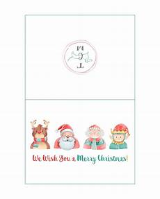 fabulous free printable christmas holiday cards in 2020 christmas holiday cards free