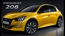 2020 Peugeot 208 Supermini Ready To Rival Clio5 And