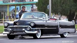 1950s CADILLAC ELDORADO CONVERTIBLE CAR  YouTube