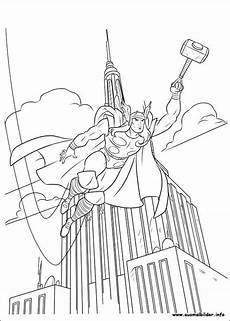 Ausmalbilder Superhelden Thor Ausmalbilder Thor Fliegend 189 Malvorlage Thor