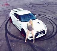 Mareike Fox Cars Amp Girls T Nissan Gtr R35 And