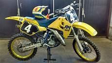 Suzuki Rm 125 - raceservice suzuki rm 125 1990 evo raceservice s bike