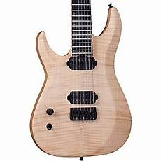 left handed 7 strings schecter guitar research keith merrow km 7 mk ii left handed 7 string electric guitar musician