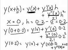 differential equations find general solution