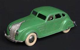 A Look Back And Salute To The Dinky Toys 30 Series