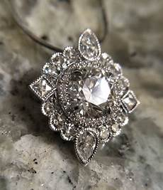 of the week from diamond ring to pendant stunning conversion pricescope
