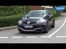 megane rs noir 2015 megane rs trophy 275hp drive sound 60fps