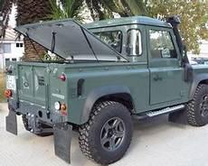land rover defender up occasion couvre benne land rover defender 90 up quot c t quot