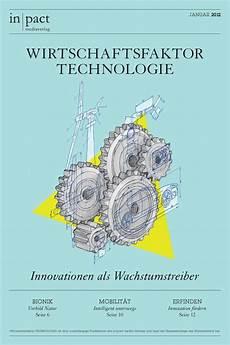 wirtschaftsfaktortechnologie innovationen als