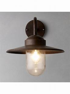 nordlux luxembourg outdoor wall light weathered finish nordlux luxembourg outdoor wall light weathered finish at