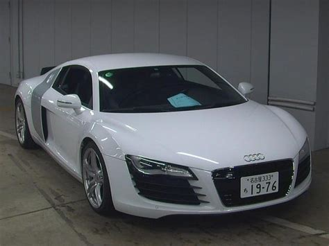 Buy/import Audi R8 (2011) To Kenya From Japan Auction