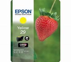cartouche epson 29 fraise epson strawberry 29 yellow ink cartridge deals pc world