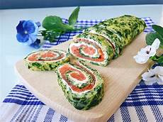 low carb lachs spinat rolle schnelle low carb rezepte