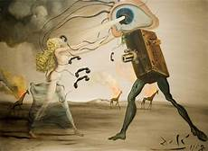 surrealism of salvador dali causes thrill in s 195 o pulo