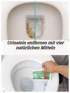 urinstein entfernen toilette urinstein entfernen mit vier nat 252 rlichen mitteln steffi