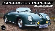Porsche 356 Speedster Vintage Cabriolet Replica Recreation