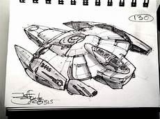 artstation spaceshipaday 130 jeff zugale schiff