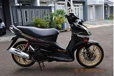 Modifikasi Motor Skywave by Motor Suzuki Skywave Ring 16 Setia1heri