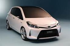 forum yaris hybride toyota yaris hsd concept preview of the upcoming yaris
