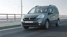 Peugeot Partner Tepee Electric 2018 Officiel