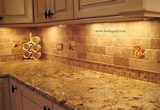 the vineyard tile mural backsplash kitchen backsplash