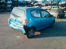 Plage Arriere Renault Twingo Ii Phase 2 Essence