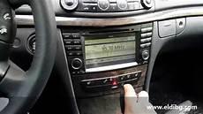 mercedes navi update navigation system 2din for mercedes e class w211 g