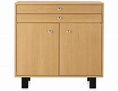 nelson basic cabinet with 2 drawers 2 doors