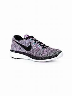 lyst nike flyknit lunar 3 sneakers in pink